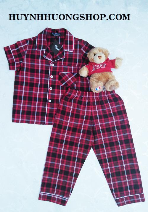Pijama bé trai đẹp nhất 1