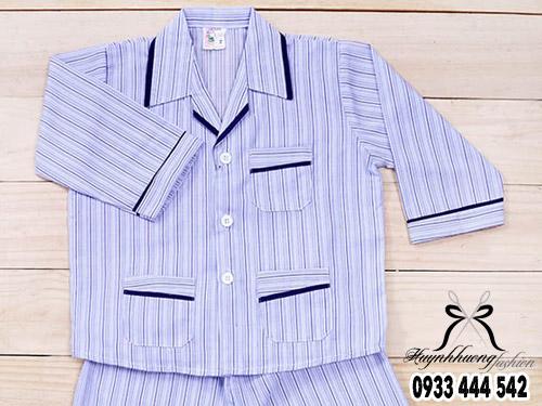 đồ bộ pijama cho ông già hcm chất lượng